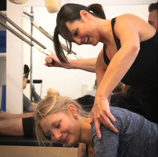 Pilates Studio Club Class